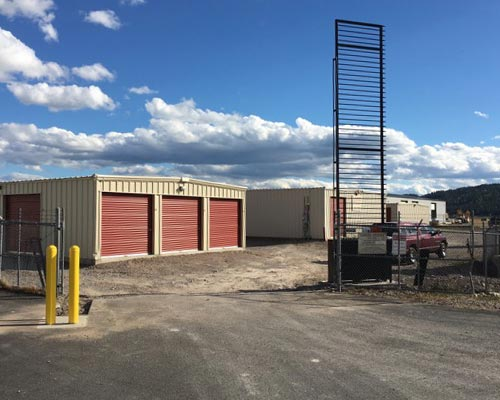 Ranger Storage - Kalispell Storage Units Facility Features